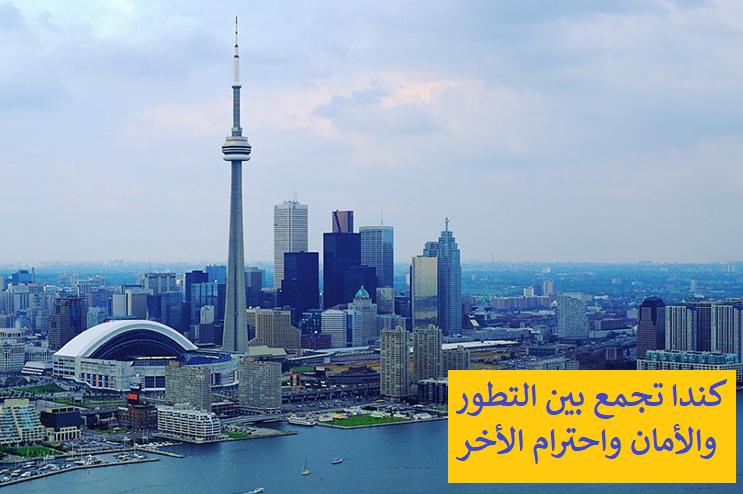 هجرة كندا للمغاربة